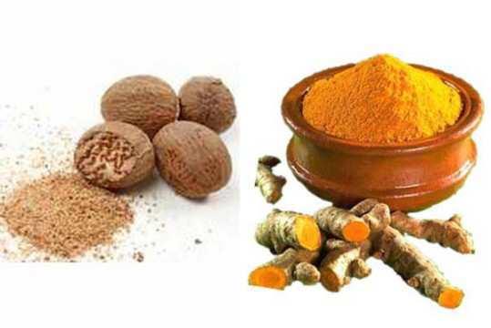 Turmeric-Nutmeg-Powder