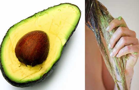 damaged-hair-home-remedies-avocado