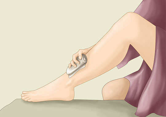 ingrown-hair-on-legs-home-remedies-compress-b