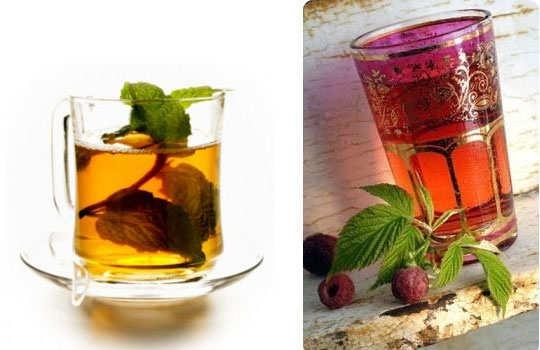 leg-cramp-home-remedies-red-raspberry-leaf-tea