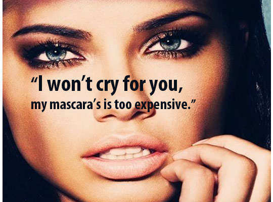 Top 20 Makeup Quotes That Are Every Girls Favorite