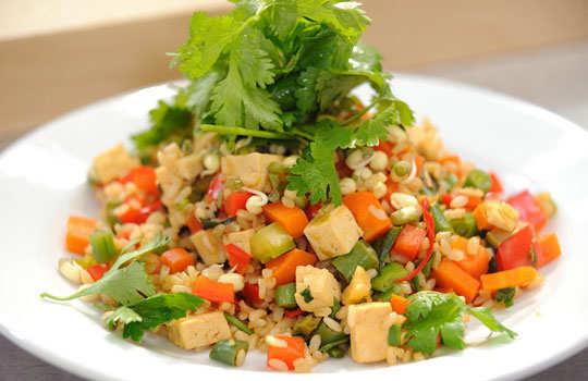tofu-veg-fried-rice