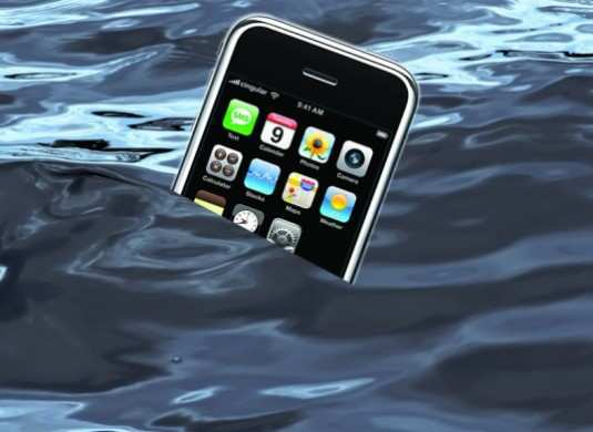 water-damaged-iphone