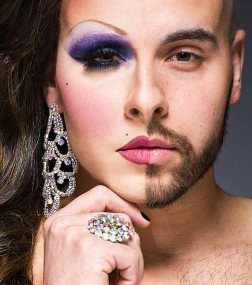 wayne-goss-makeup-transformation
