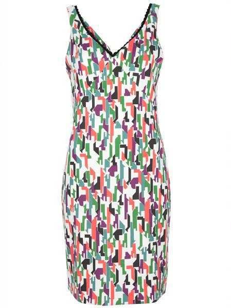 BALENCIAGA-sleeveless-dress