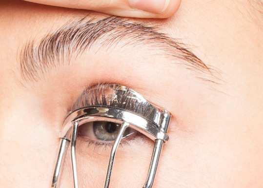 Curl-eyelashes