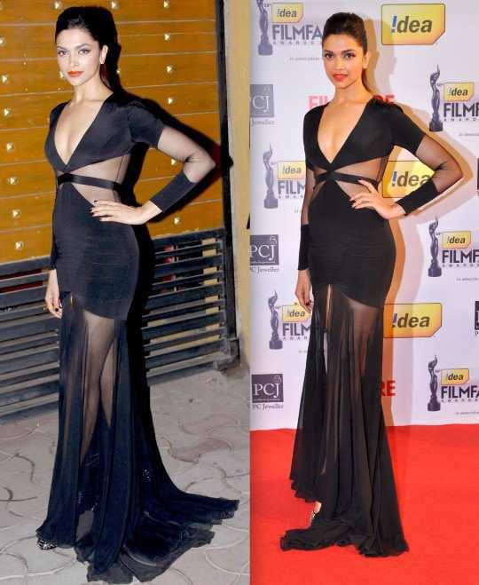 Deepika-Padukone-cut-out-dress