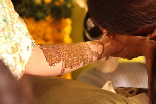 Indian-bridal-mehendi
