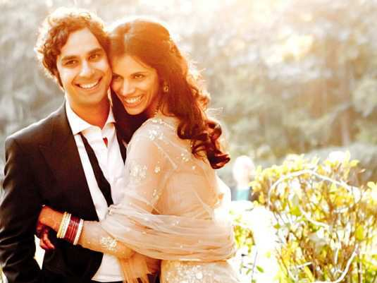 Neha-Kapur-and-Kunal-Nayyar