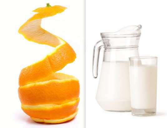 Orange-Peel-and-Milk