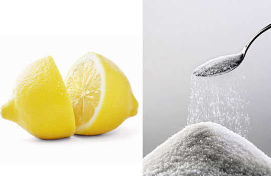 dark-elbows-knees-home-remedies-lemon-sugar-scrub