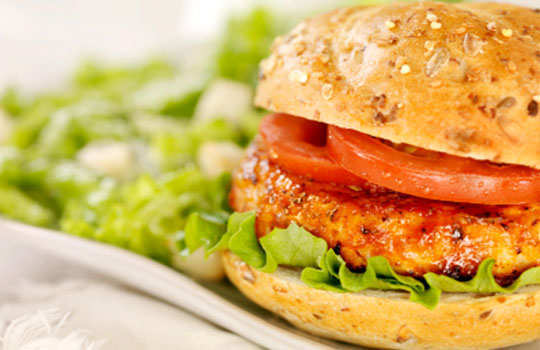 healthy-food-burger