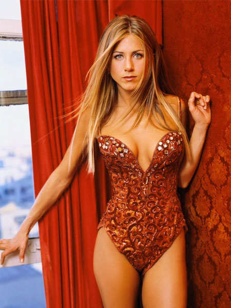 most-fit-women-Jennifer-Aniston