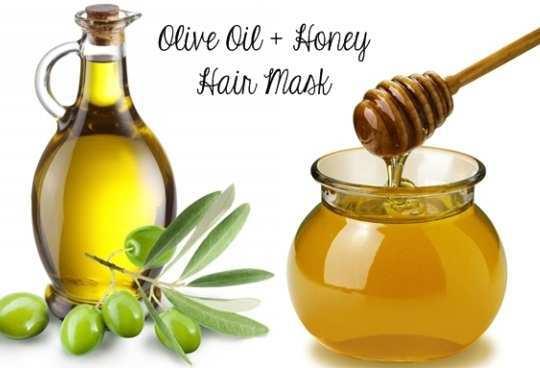 olive-oil--honey-hair-mask