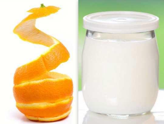 orange-peel-and-yogurt