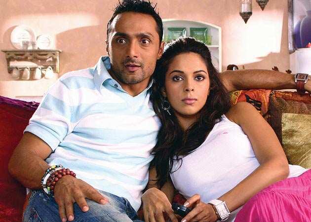 Mallika Sherawat And Rahul Bose