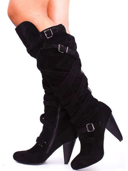 shoes-describe-your-personality-knee-high-boots
