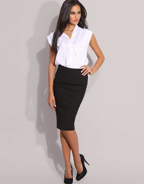 Straight-Skirts