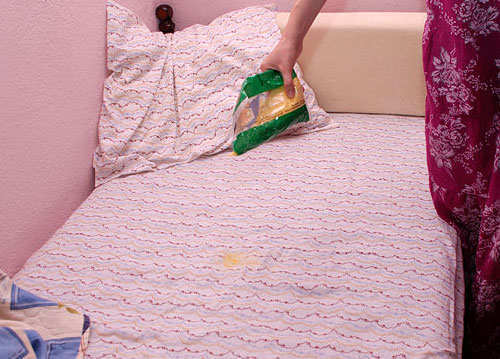 Bed Sheets With Cooling Effect