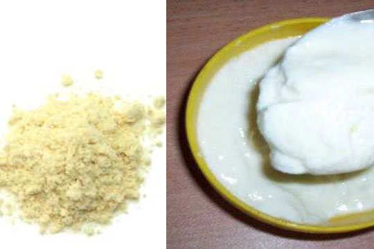 black-lips-home-remedy-gram-flour-curd