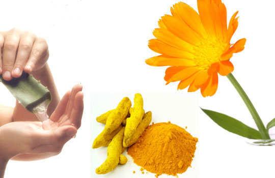 scabies-home-remedies-turmeric-calendula-alovera
