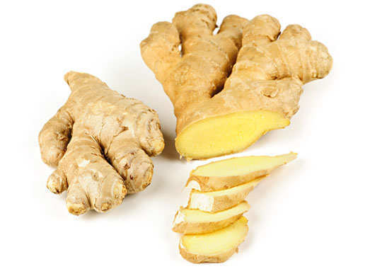 sinus-headache-home-remedies-ginger