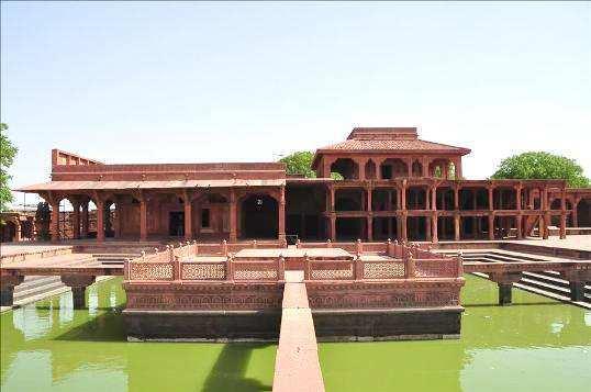 Fatehpur-Sikri-Anup