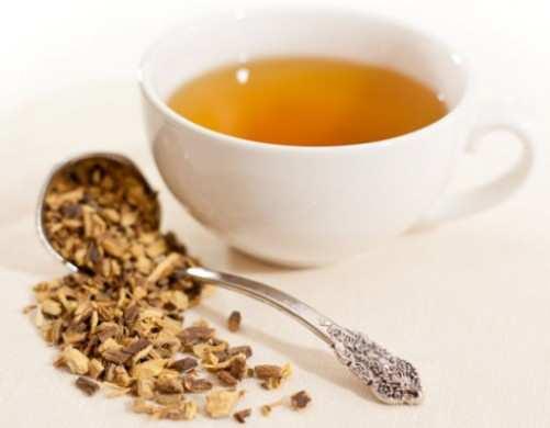 Liquorice-tea
