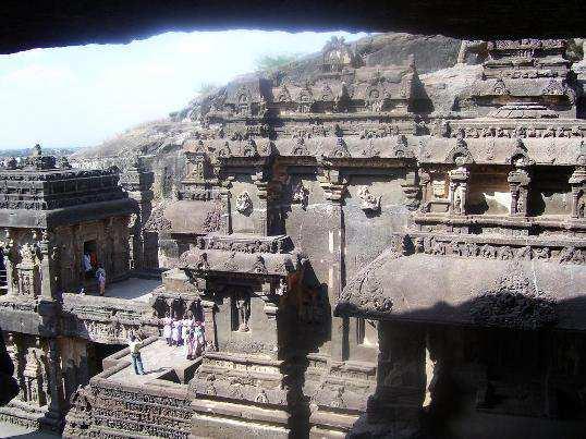 ellora-temple