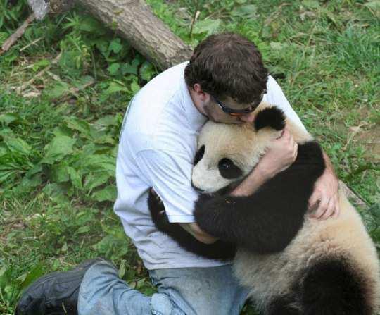 man-kissing-animal