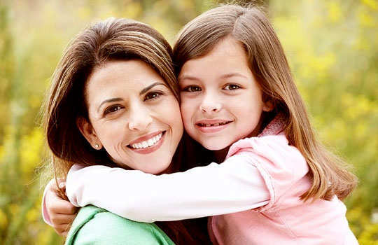 mother daughter relationship astrology