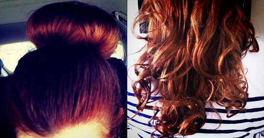 sockbun-curls