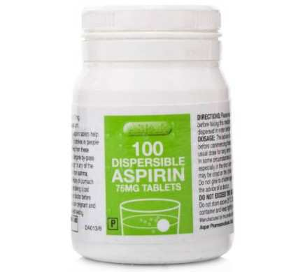 Dispersible-Aspirin-Tablets