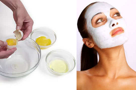 Egg-White-Mask