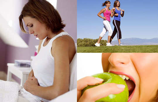 how to get rid of stomach pain after eating eggs