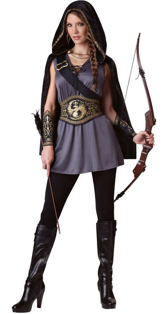halloween-outfits-huntress-adult-costume