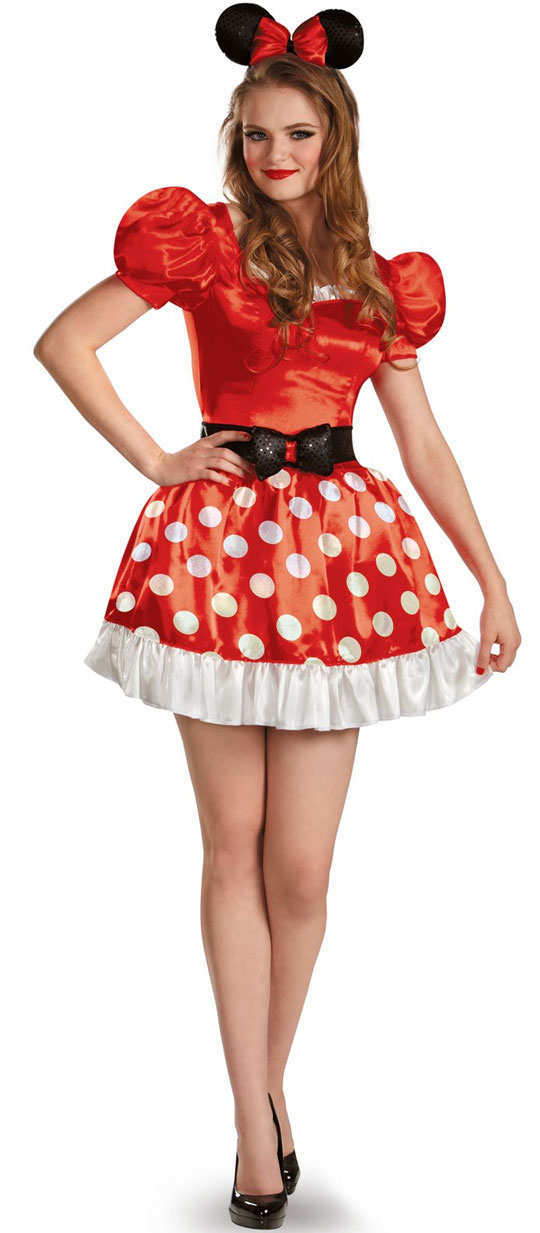 halloween-outfits-red-minnie-mouse-costume