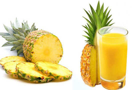 pineapple-for-uti