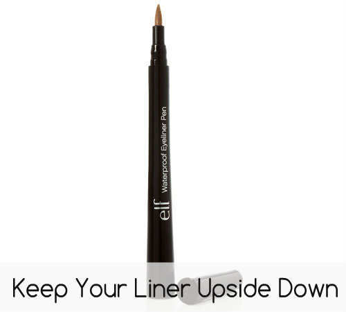 unconventional-makeup-tips-mix-eye-liner-upside-down