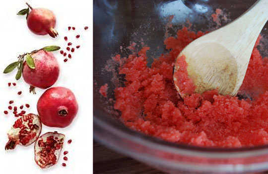 diy-home-made-body-scrubs-peppermint-pomegranate