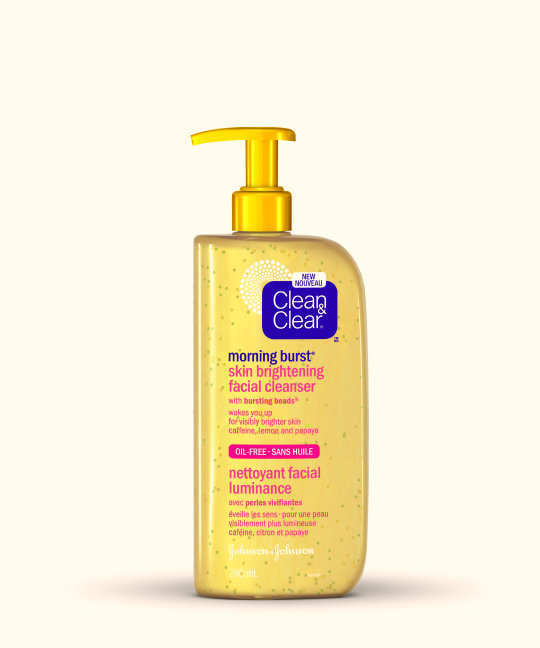 Clean-and-clear-morning-burst-skin-brightening-facial-cleanser