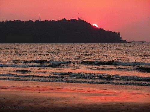 Caranzalem Beach GOA