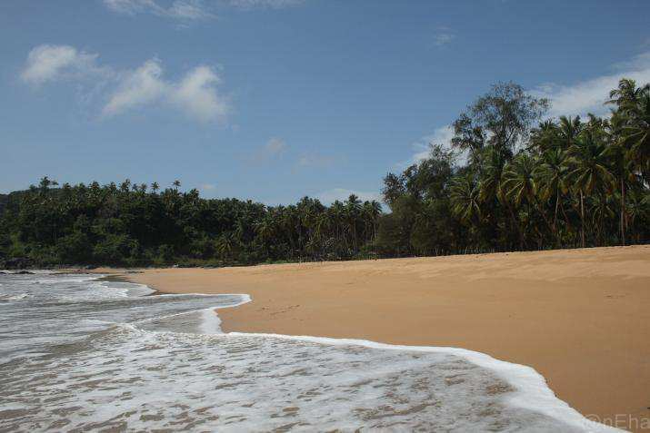 Polem Beach GOA