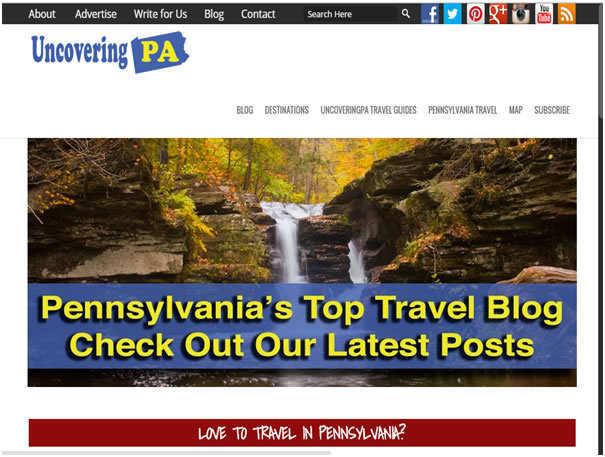 Top Travel Blog 12