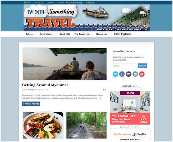 Top Travel Blog 13