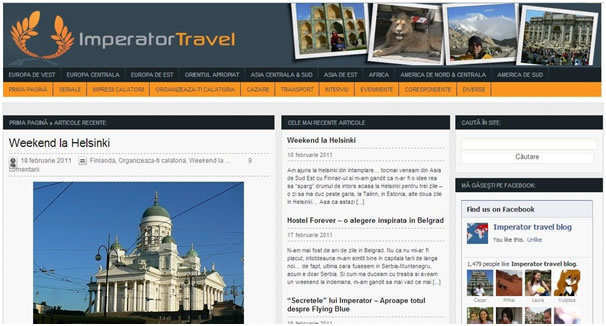 Top Travel Blog 18