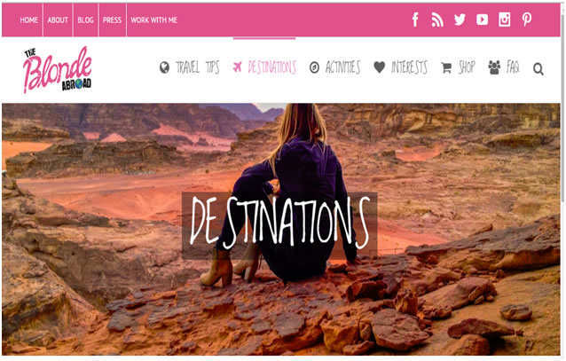 Top Travel Blog 5