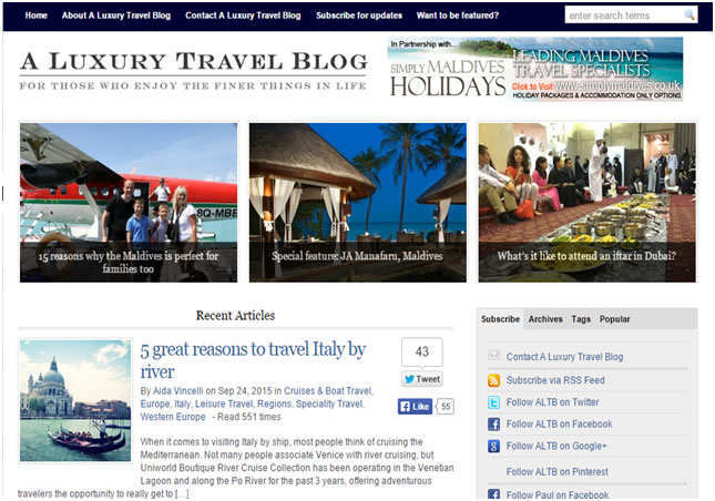 Top Travel Blog 7