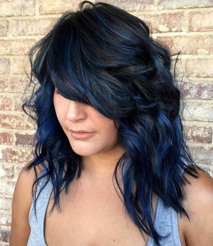 7 Asian Hairstyles With Highlights That Are Just Gorgeous