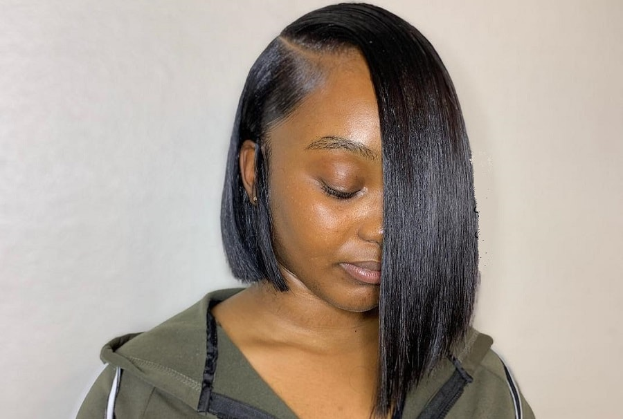 How to Style Bob with Weave for Black Women